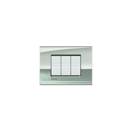 BTICINO - LIVINGLIGHT PLACCA AIR 7 MODULI TECH LNC4807TE LNC4807TE Bticino LivingLight Placche Air 16,35 €