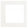 BTICINO AXOLUTE PLACCA QUADRATA 8 MODULI BIANCO HW4828HD HW4828HD-N0 Bticino Placche Axolute Eteris 65,34 €