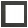 BTICINO AXOLUTE PLACCA QUADRATA DISPLAY CITOFONO BIANCO HW4826HD HW4826HD-NO Bticino Placche Axolute Eteris 65,34 €