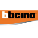 BTICINO - LIVINGLIGHT PLACCA AIR 7 MODULI GREEK LNC4807GK