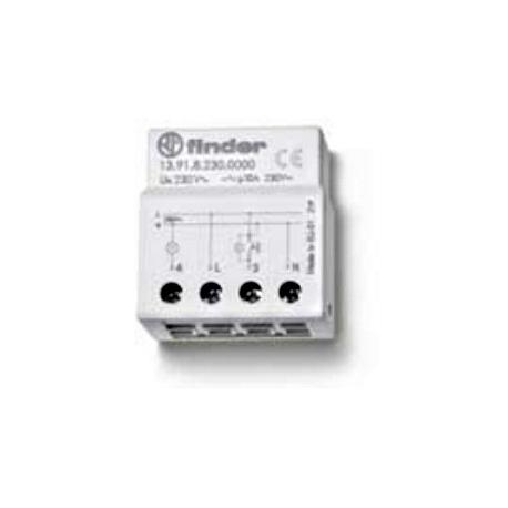 Rele ad impulsi elettronico temporizzato FIN 1391823 FINDER 23,18 €