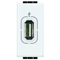 BTICINO LIVINGLIGHT CONNETTORE USB N4285