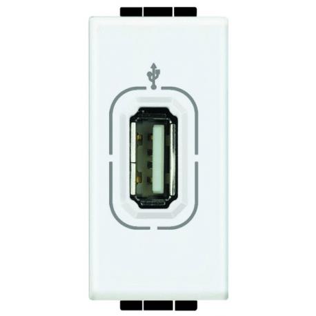 BTICINO LIVINGLIGHT CONNETTORE USB N4285 N4285 Frutti LivingLight Bianchi 7,30 €