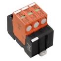 Scaricatore per l'uso in applicazioni fotovoltaiche Tipo II