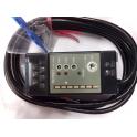 Amplificatore per sensore laser a sbarramento con display digitale KEYENCE LX2-70W