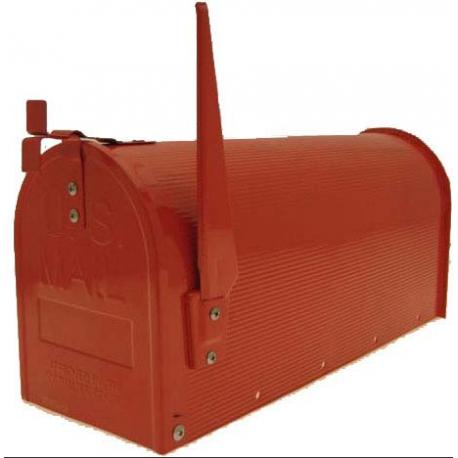 Cassetta per la posta ALL Rosso Hangar