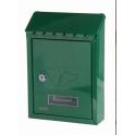 Cassetta per la posta C-T Verde 30X21