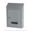 Cassetta per la posta C-T Grigio 30X21