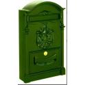 Cassetta per la Posta ALL Verde T-RESID