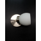 Faretto Linea CUUP brushed nickel Light Topps 200lm
