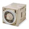 OMRON Relè ritardato H3CR-A8E AC/DC24-48, temporizzazione 0.05 s to 300 h, 8-Pin Connector, tensione max 125 V dc, 250 V ac H...