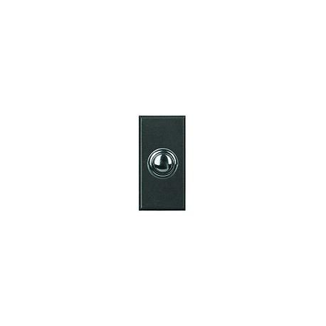 BTICINO - AXOLUTE DEVIATORE IN STILE 1P 16A ANTRACITE HY4003 HY4003-NO Frutti Axolute Antracide 9,87 €