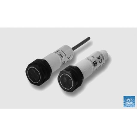 OMRON Sensore fotoelettrico cilindrico E3F2D1B42MOMC-17 M18 E3F27B42 OMRON OMRON 59,00 €