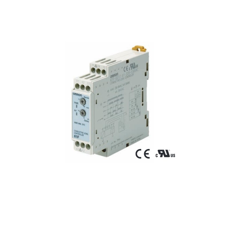 OMRON regolatore di livello 61F-D21T-V1