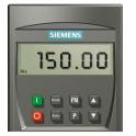 SIEMENS MICROMASTER 4 BASIC PANNELLO OPERATORE BOP 6SE6400-0BP00-0AA1