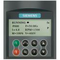 SIEMENS MICROMASTER 4 ADVANCED PANNELLO OPERATORE AOP 6SE6400-0AP00-0AA1