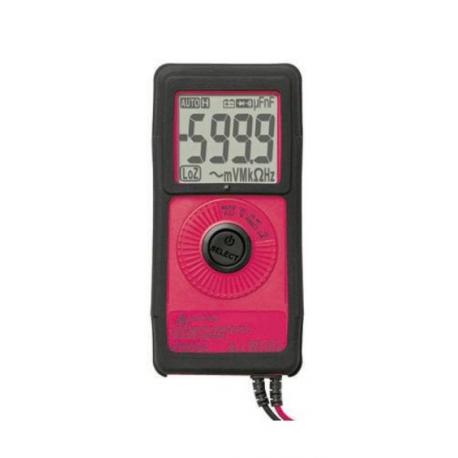 Amprobe -Fluke Multimetro digitale PM55A - AC 450V, 2000μA