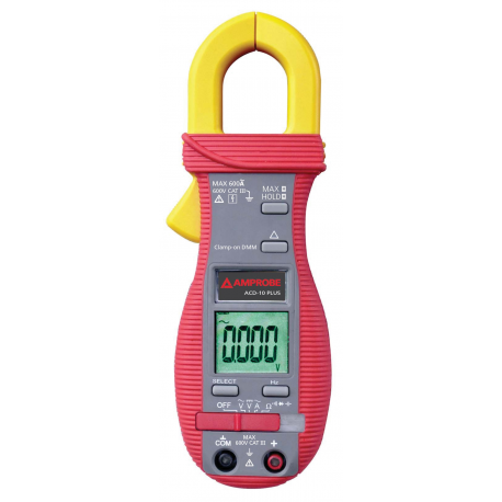 Amprobe -Fluke Multimetro digitale pinza amperometrica ACD-10 PLUS - 600A