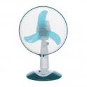 Ventilatore da tavolo Melchioni con pala da 30 cm