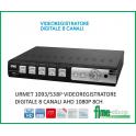 URMET 1093/538P AHD 1080P FULL HD 1093/538P Urmet DVR