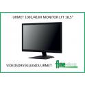 "URMET 1092/418H Monitor TFT 16:9 18,5\\"" 1092/418H Urmet MONITOR"