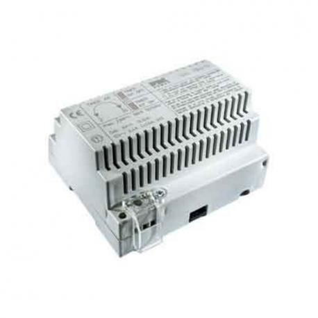Schemi Elettrici Urmet : Urmet alimentatore citofonico doppio generatore di nota per