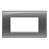BTICINO - LIVINGLIGHT PLACCA QUADRA 4 MODULI FUMO DI LONDRA LNA4804KF LNA4804KF Bticino LivingLight Placche Quadre 9,03 €