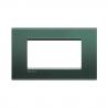 BTICINO - LIVINGLIGHT PLACCA QUADRA 4 MODULI PARK LNA4804PK LNA4804PK-NO Bticino LivingLight Placche Quadre 12,48 €