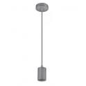 DURALAMP TNE27-CR FILO DI SOSPENSIONE PER LAMPADE E27 COLORE CROMO