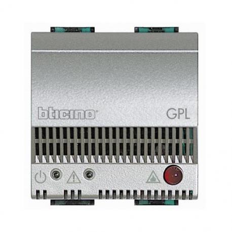 BTICINO - RIVELATORE GAS GPL NT4512/12 NT4512/12-NO Bticino Frutti LivingLight Tech 157,70 €