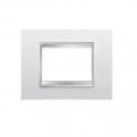 GW16203TB PLACCA LUX BIANCO LATTE 3P CHORUS GEWISS 6,04 €