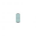 BTICINO - LIVINGLIGHT PULSANTE ASSIALE 1P 10A NT4055A