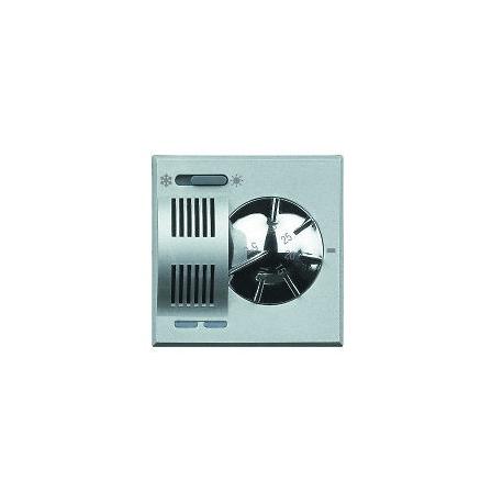 BTICINO - AXOLUTE TERMOSTATO AMBIENTE ELETTRONICO GRIGIO CHIARO HC4442 HC4442-NO Frutti Axolute Tech 189,93 €