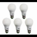 56152 BEGHELLI CONFEZIONE DA 5 LAMPADINE A GOCCIA LED 15W 3K 1600LM E27