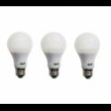 56156 BEGHELLI CONFEZIONE DA 3 LAMPADINE LED A GOCCIA 22W 3K E27