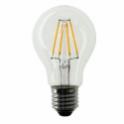 56400 BEGHELLI CONFEZIONE DA 5 LAMPADINE ZAFIRO LED 5W 2700K E27