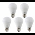 56961 BEGHELLI CONFEZIONE DA 5 LAMPADINE LED A GOCCIA E27 10W 4000K