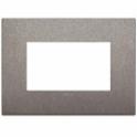 19654 04 VIMAR ARKE' PLACCA CLASSIC TITANIO MATT 4 MODULI Vimar 15,05 €