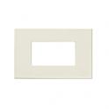 08657 A VIMAR PLACCA IN RESINA 3 MODULI SPECIALI SCATTO AVORIO Vimar 2,37 €