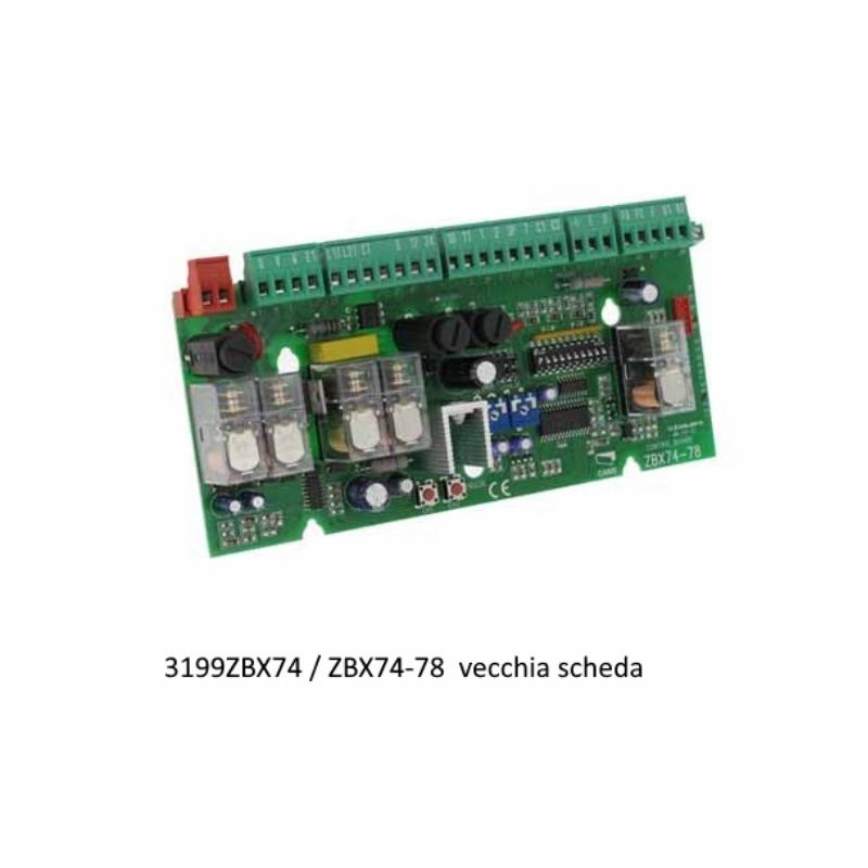 Automazione Cancelli Came 88001 0065 Came Scheda Elettronica Zbx7n