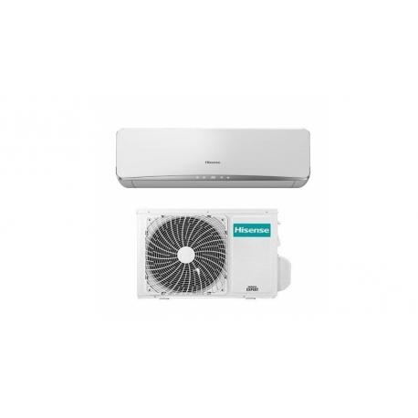 HISENSE CLIMATIZZATORE MONO Inverter SERIE EASY SMART 12000 BTU/h Classe A++ CA35YR01W - CA35YR01G Pompa di Calore
