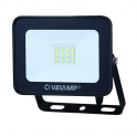VELAMP PROIETTORE LED IS740-3-6500K 10W 800 LUMEN FARETTO NERO IP65