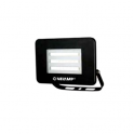 VELAMP PROIETTORE LED IS745-4-6500K 20W 1700 LUMEN FARETTO NERO IP65