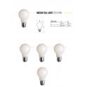 5 LAMPADINE LED FULL-LIGHT SHOT 16W 4000K 2200Lm E27 CW