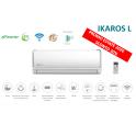 SENDO CLIMATIZZATORE SND-09/IKL SOU-09/IKL MODELLO IKAROS L R32 9000 BTU Classe A+++ wi-fi Pompa di Calore