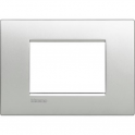BTICINO - LIVINGLIGHT PLACCA AIR 3 MODULI TECH LNC4803TE