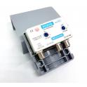 MITAN ECO232L AMPLIFICATORE ANTENNA TERRESTRE 2 INGR. III/UHF 30db R