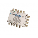 MITAN M5X4AP MULTISWITCH 4 INGRESSI SAT 1 INGR. TV 4 USCITE DERIVATE
