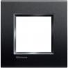 BTICINO - LIVINGLIGHT PLACCA QUADRA 2 MODULI ANTRACITE LNA4802AR LNA4802AR Bticino LivingLight Placche Quadre 3,19 €