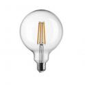 LAMPADINA 220 - 240V GLOBO 95 LED STICK 2700K E27 8 WATT 1055 LM